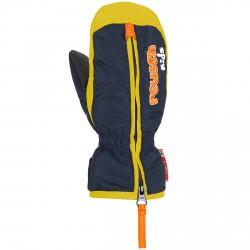 Mitones esquí Reusch Ben Baby azul-amarillo