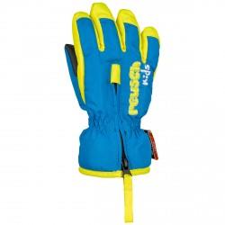Guantes esquí Reusch Ben Baby azul