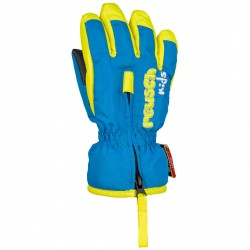 Ski gloves Reusch Ben Baby blue