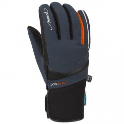 Ski gloves Reusch Tomke Stormbloxx Woman blue