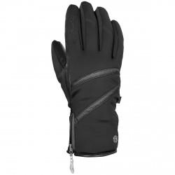 Ski gloves Reusch Lore Stormbloxx Woman black