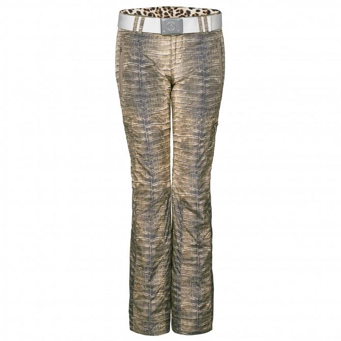 pantalone sci Bogner Tela Coccodrillo Donna