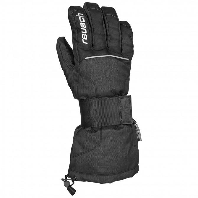 Ski gloves Reusch Baseplate R-Tex® XT black