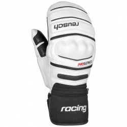 Mitaines ski Reusch World Champ blanc-noir