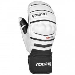Ski mittens Reusch World Champ white-black