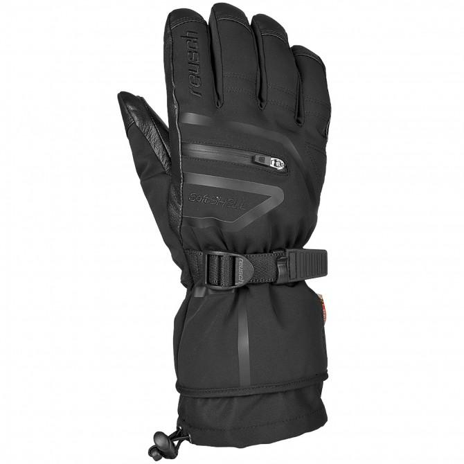 Ski gloves Reusch Down Spirit Gtx black
