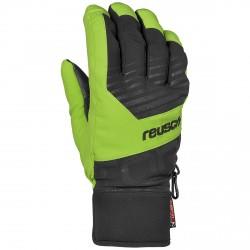 Ski gloves Reusch Torbenius R-Tex® XT black-green