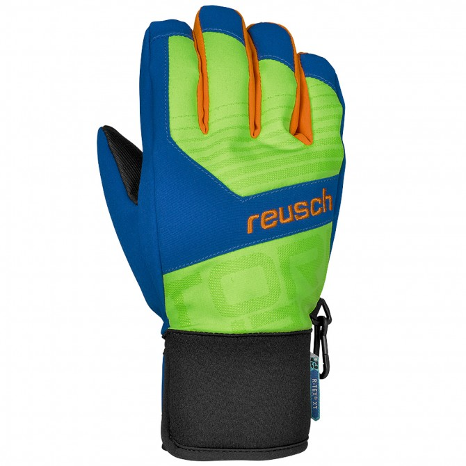 Ski gloves Reusch Torbenius R-Tex® XT Junior royal