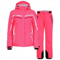 Ski suit Icepeak Noella Woman fuchsia