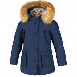 Parka Freedomday Chamonix Girl navy