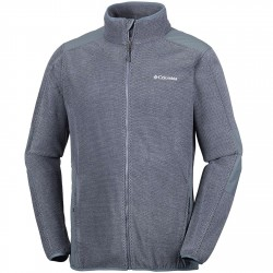 Fleece Columbia Tough Hiker Full Zip Man