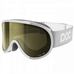Masque ski Poc Retina Comp blanc