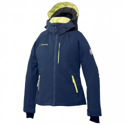 Ski jacket Phenix Jenner Girl blue
