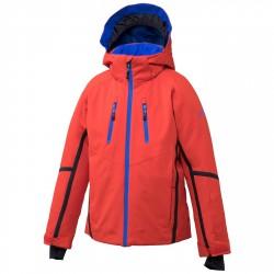 Chaqueta esquí Phenix Delta Niño rojo