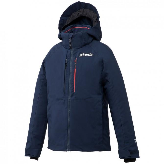 Giacca sci Phenix Norway Alpine Team Replica Bambino blu