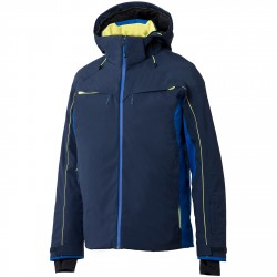 Ski jacket Phenix Fairplay Man blue