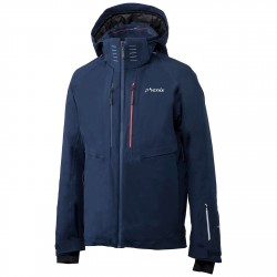 Ski jacket Phenix Norway Alpine Team Replica Man blue