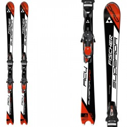 ski Ficher Rc4 Superior Pro Rt + fixations Rsx Z12 Pr