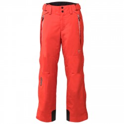 Salopette sci Phenix Norway Alpine Team Replica Bambino rosso