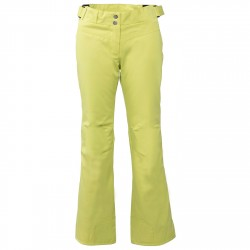 Pantalone sci Phenix Willows Bambina lime