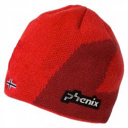 Sombrero Phenix Norway Alpine Ski Team rojo