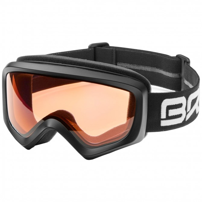 Máscara esquí Briko Geyser P1 negro