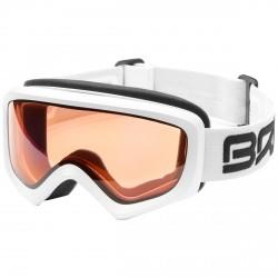 Máscara esquí Briko Geyser P1 blanco