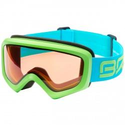 Maschera sci Briko Geyser P1 verde