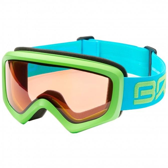 Máscara esquí Briko Geyser P1 verde