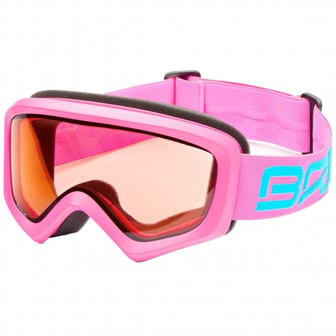 Máscara esquí Briko Geyser P1 fucsia