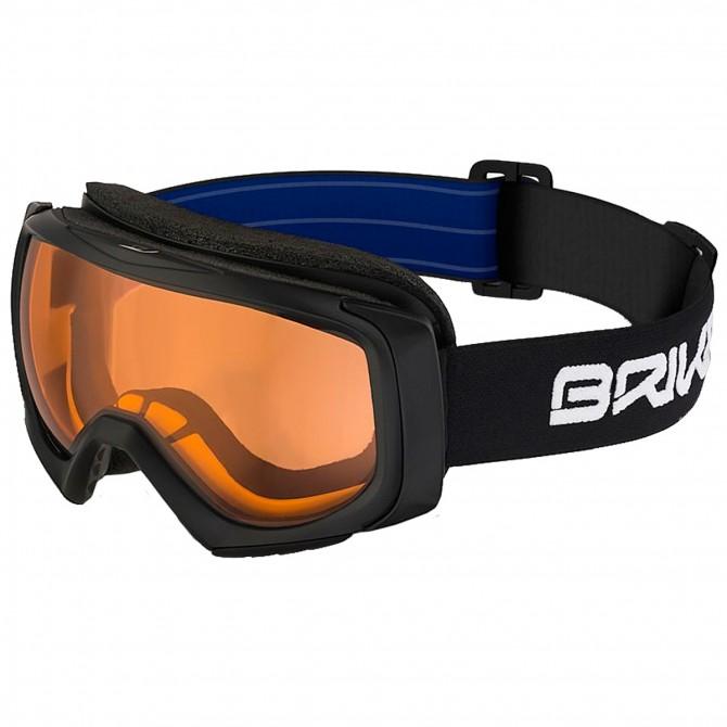 Máscara esquí Briko Sniper P1 negro