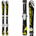 ski Fischer RC4 Race JR Rail + bindings FJ4 Ac Rail (90-100)