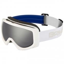 Masque ski Briko Sniper SM3 blanc