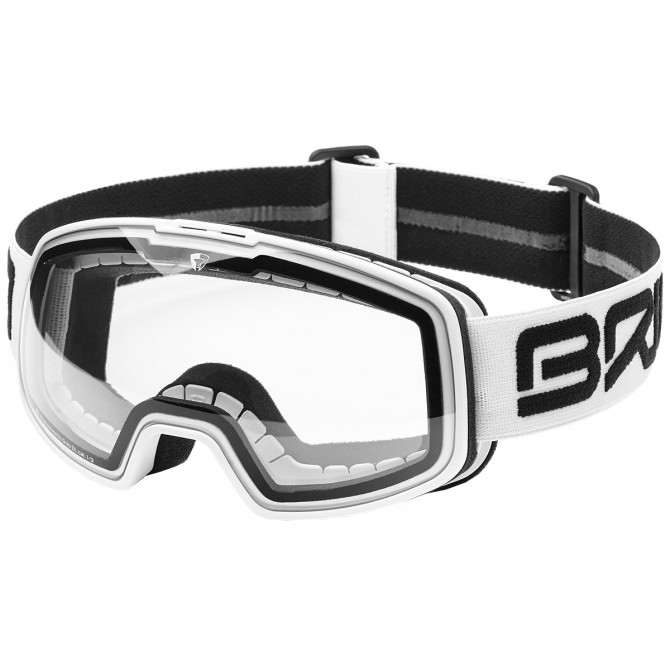 Ski goggle Briko Nyira Photo white