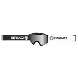 Ski goggle Briko Lava Fisi black