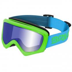 Máscara esquí Briko Geyser BM2 verde