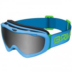 Máscara esquí Briko Amiata SM2 azul claro