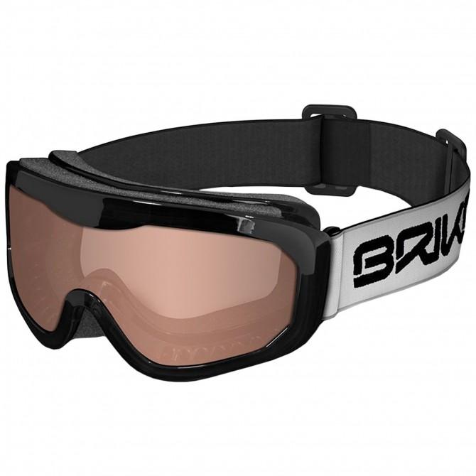 Masque ski Briko Agua noir