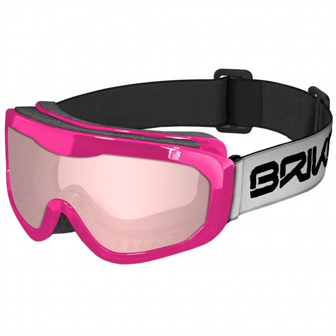 Ski goggle Briko Agua fuchsia
