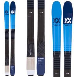 Ski Volkl 90Eight + fixations Tyrolia Lx 12