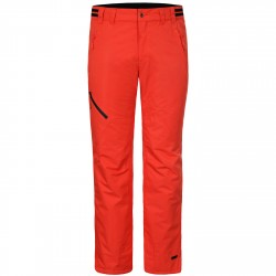 Pantalones esquí Icepeak Johnny Hombre rojo
