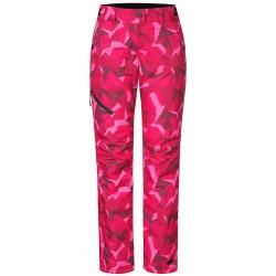 Pantalone sci Icepeak Kim Donna rosa
