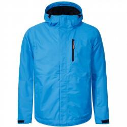 Veste ski Icepeak Kody Homme turquoise