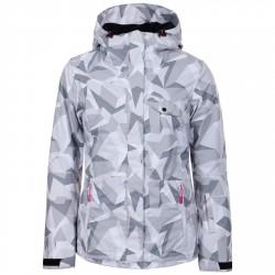 Ski jacket Icepeak Kira Woman light grey