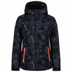 Ski jacket Icepeak Kira Woman grey