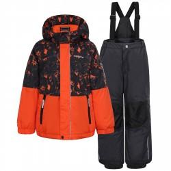 Conjunto esquí Icepeak Jake Baby negro