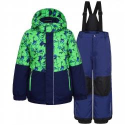 Conjunto esquí Icepeak Jake Baby verde