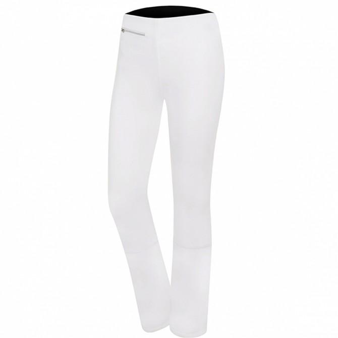 Pantalone sci Zero Rh+ Tarox Bio Donna bianco