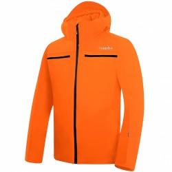 Chaqueta esquí Zero Rh+ Space Hombre naranja