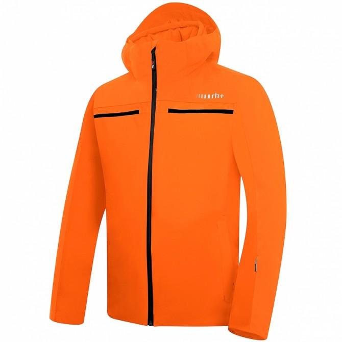 Veste ski femme orange